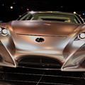 2007 Lexus Lf-a Exotic Sports Car Concept No 2 by Alan Look