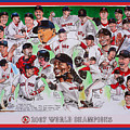 2007 World Series Champions by Dave Olsen