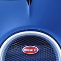 2008 Bugatti Veyron Hood Ornament by Jill Reger