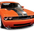2008 Dodge Challenger Srt Muscle Car by Oleksiy Maksymenko