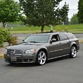 2008 Dodge Magnum Lasswell by Mobile Event Photo Car Show Photography