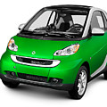 2008 Smart Fortwo City Car by Oleksiy Maksymenko