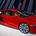 2009 Audi R8 Number 1 by Alan Look