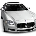 2009 Maserati Quattroporte S by Oleksiy Maksymenko