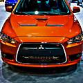 2009 Mitsubishi Lancer by Alan Look