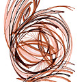 2010 Abstract Drawing Six by Lynne Taetzsch