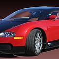 2010 Bugatti Veyron E. B. Sixteen by Jack Pumphrey