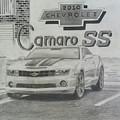 2010 Chevrolet Camaro Ss  by Henry Hargrove Jr