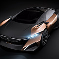 2012 Peugeot Onyx Concept by Alice Kent