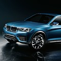 2013 Bmw X4 Concept  1 by Mery Moon