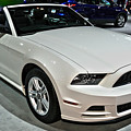 2013 Ford Mustang No 1 by Alan Look