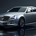 2014 Cadillac Cts Sport Wagon by Alice Kent