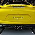 2014 Porsche Cayman S Number 2 by Alan Look