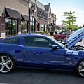 2014 Saleen 302 Mustang by Randy Scherkenbach