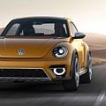 2014 Volkswagen Beetle Dune Concept by Dorothy Binder