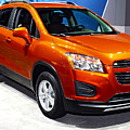2015 Chevrolet Trax No 1 by Alan Look