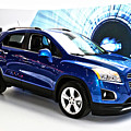 2015 Chevrolet Trax Number 1 by Alan Look