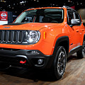 2015 Jeep Renegade Trailhawk Number 3 by Alan Look
