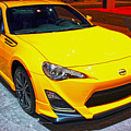 2015 Scion Fr-s Number 2 by Alan Look