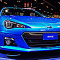 2015 Subaru Brz by Alan Look