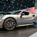 2016 Alfa Romero 4c Spider by Robert VanDerWal