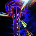 2016 At The Space Needle by Maro Kentros