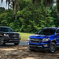 2016 Chevrolet Colorado Midnight Edition Trail Boss by Alice Kent
