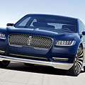 2016 Lincoln Continental Concept by Alice Kent