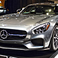2016 Mercedes-amg Gts No 1 by Alan Look