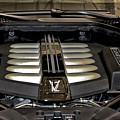 2016 Rolls Royce Wraith Engine by Mike Martin