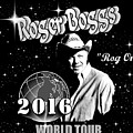 2016 World Tour by Roger Boggs