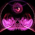 201606040-039b Bowl Of Fireworks 4x5 by Alan Tonnesen