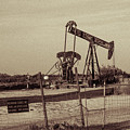 2016_10_pecos Tx_ Pump Jacks 1 by Brian Farmer