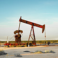 2016_10_pecos Tx_pump Jacks 2 by Brian Farmer