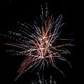 2017 Fireworks by William Norton