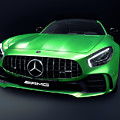 2017 Mercedes Amg Gt R Coupe Sports Car by Oleksiy Maksymenko
