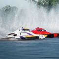 2017 Taree Race Boats 05 by Kevin Chippindall