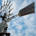 2017_08_midland Tx_windmill 5 by Brian Farmer