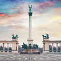 Budapest Hungary by Peter Horvath