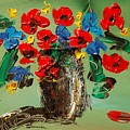 Flowers by Mark Kazav
