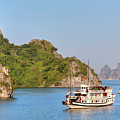 Halong Bay - Vietnam by Joana Kruse