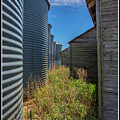 Back Alley On The Prairies by J and j Imagery