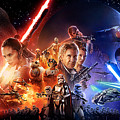 The Force Awakens by Star Wars