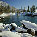 211256 San Harbor Lake Tahoe Nevada by Ed Cooper Photography