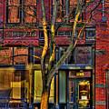 219 Washington Street by David Patterson