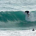 Australia - The Surfer by Jeffrey Shaw