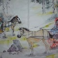 Here Come The Equines Album  by Debbi Saccomanno Chan