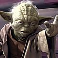 Star Wars On Art by Larry Jones