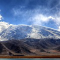 Xinjiang Province China by Paul James Bannerman