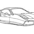2208 Ferrari Enzo  by Nate Petterson